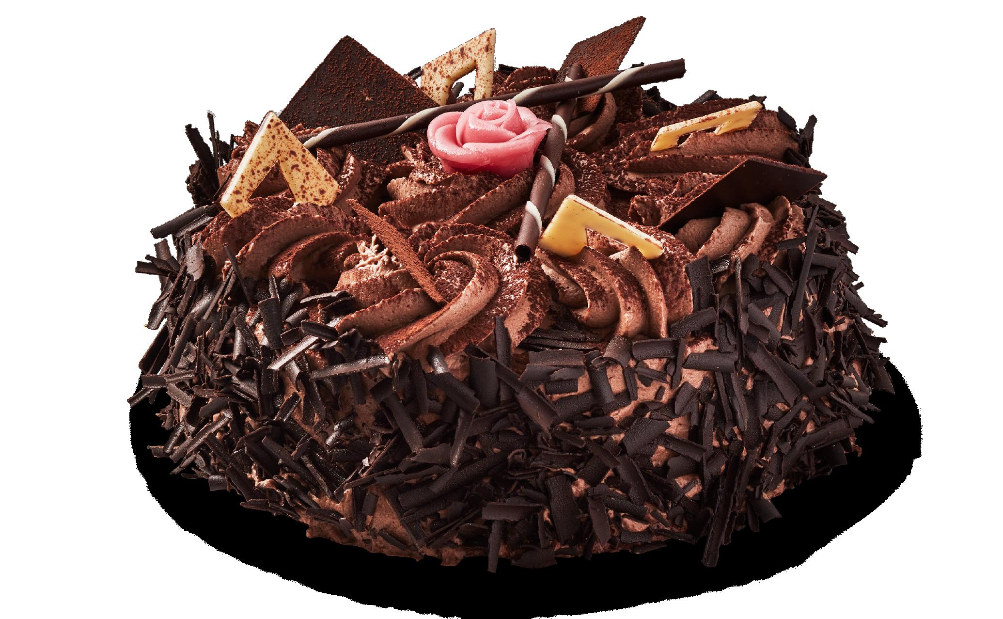 Tryffeltårta 8 bitar