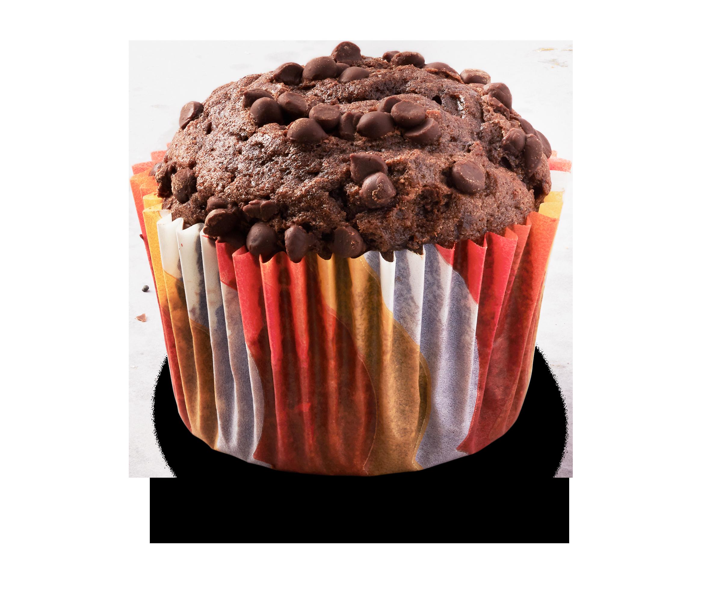 Chokladmuffin mini 6-pack
