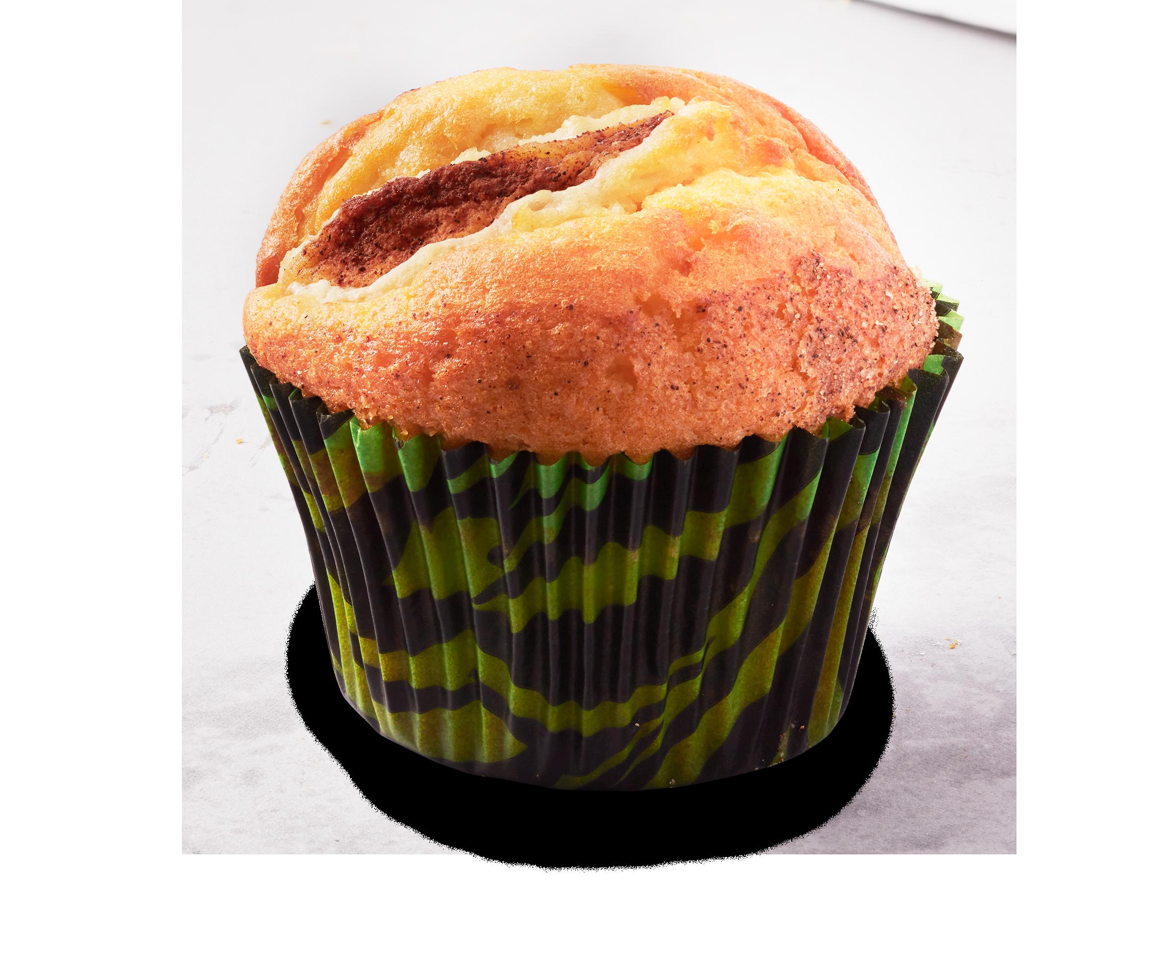Cafémuffin äpple & kanel 6p