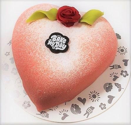 Valentinetårta liten (2)