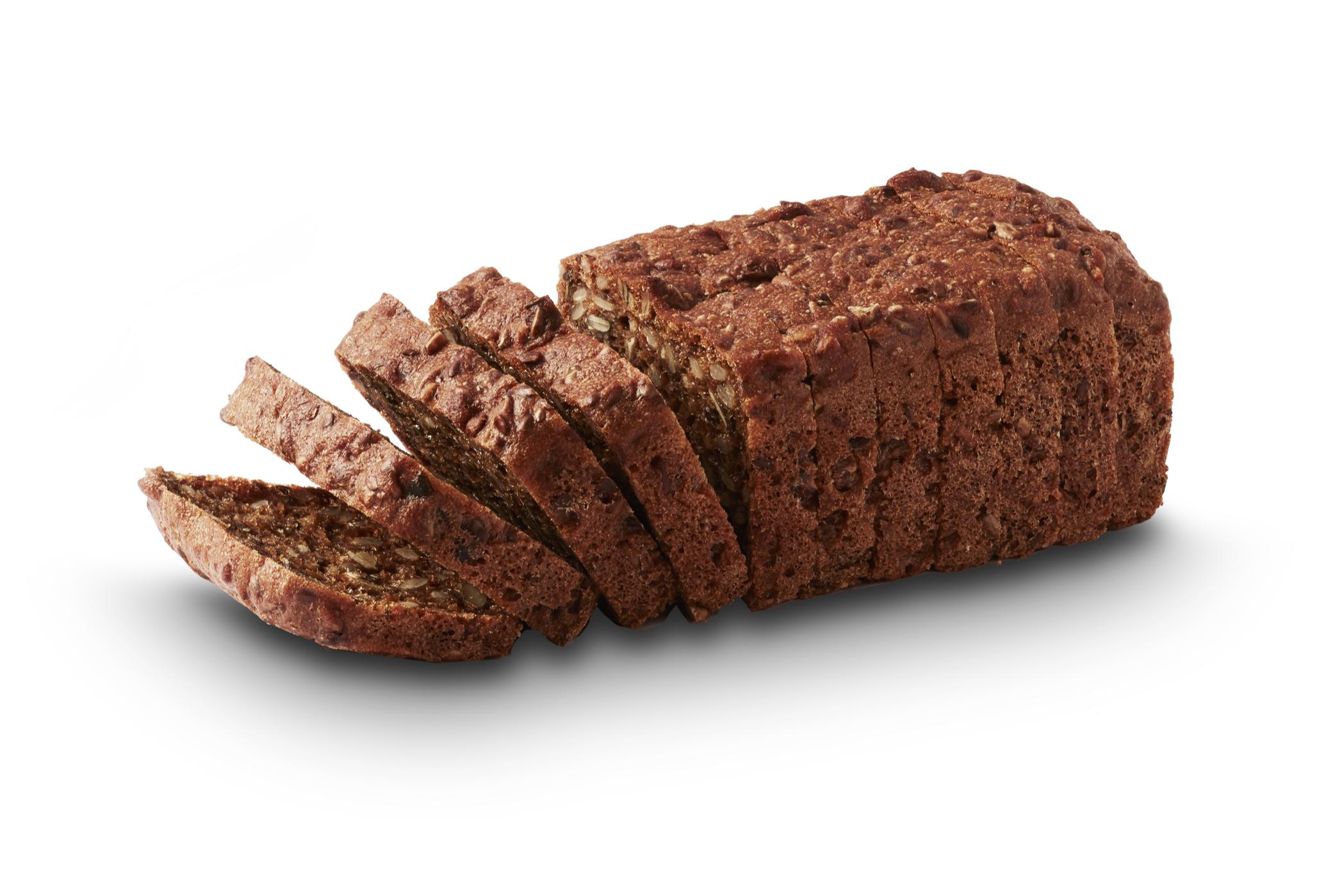 Danskt rågbröd (glutenfri)