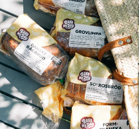 Nyhet! Spana in vårt färska glutenfria bröd, nu ute i butik!