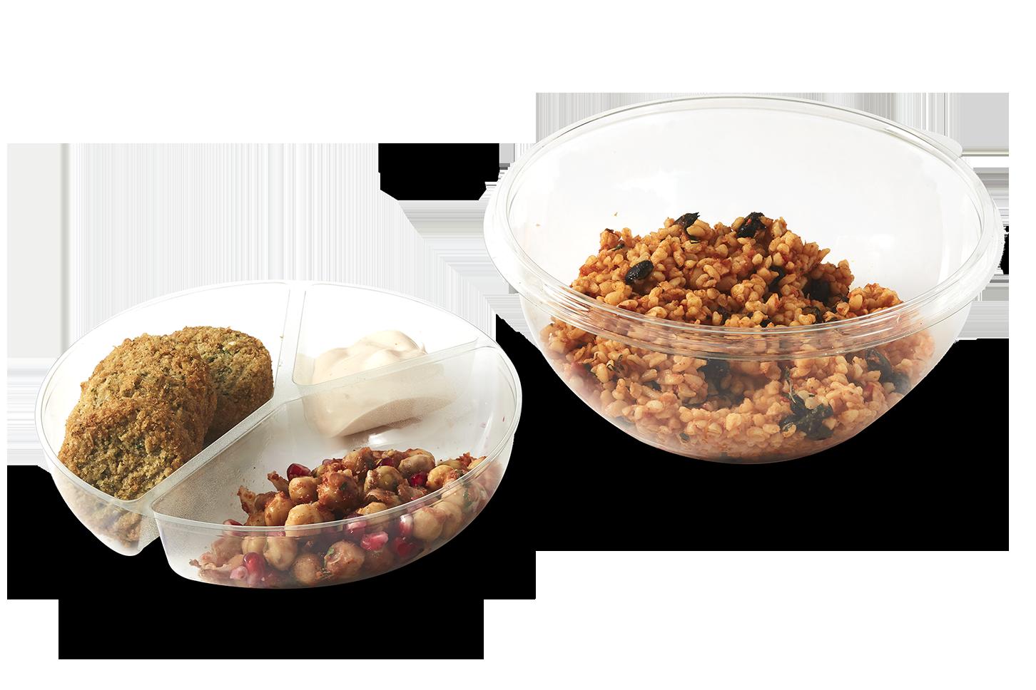 Spicy Falafel (vegansk)