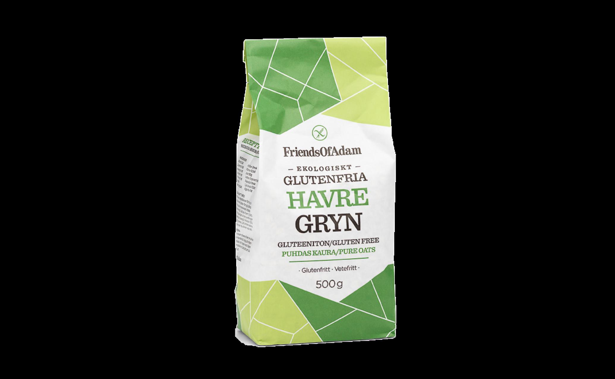 HAVREGRYN EKO (glutenfri)