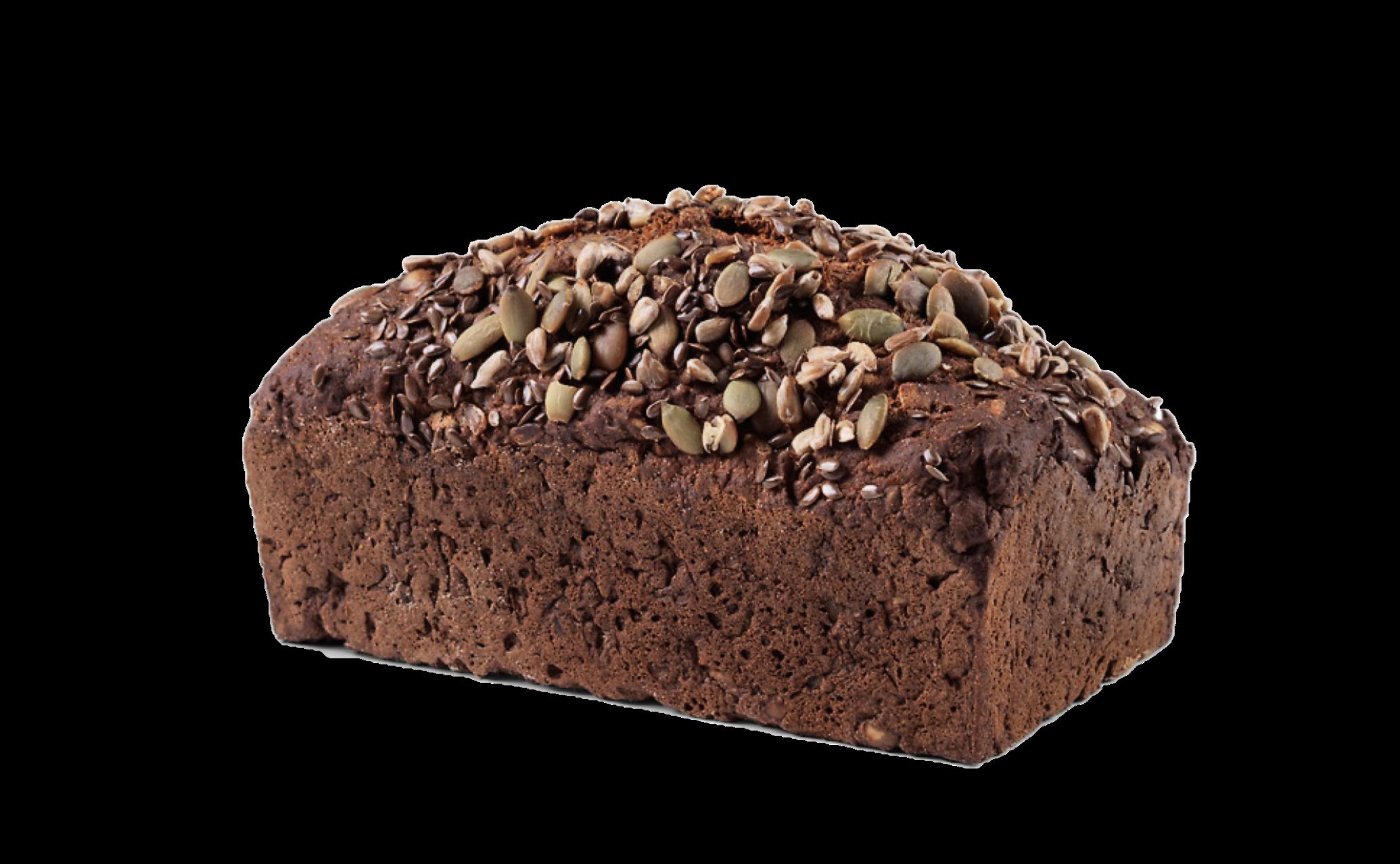 Fiberfrö bröd (glutenfri)