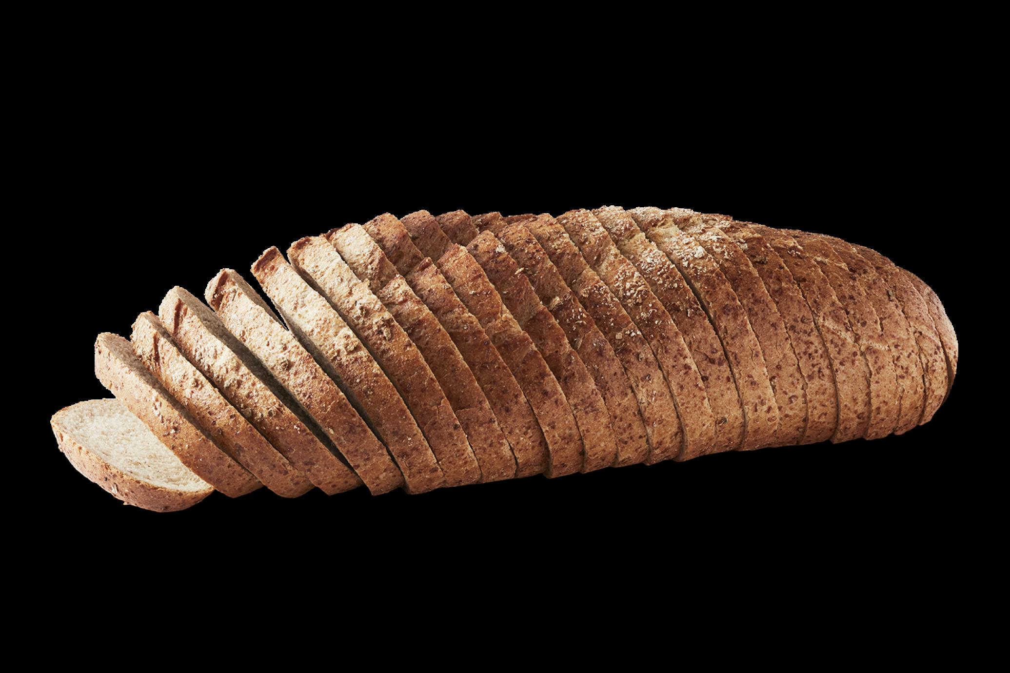Ekologisk Rågbröd skivad