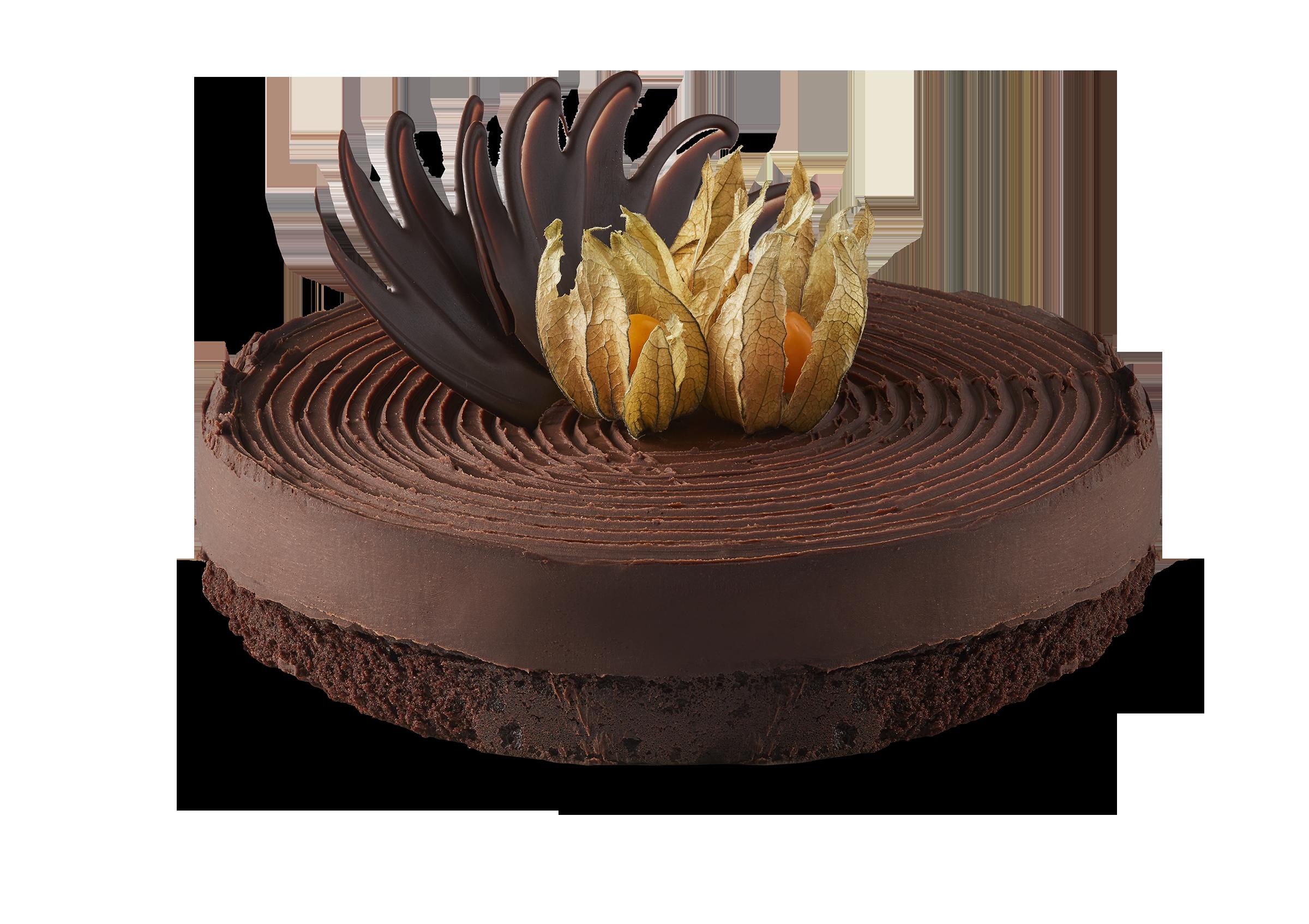 Vegansk Chokladmousse 12 bit