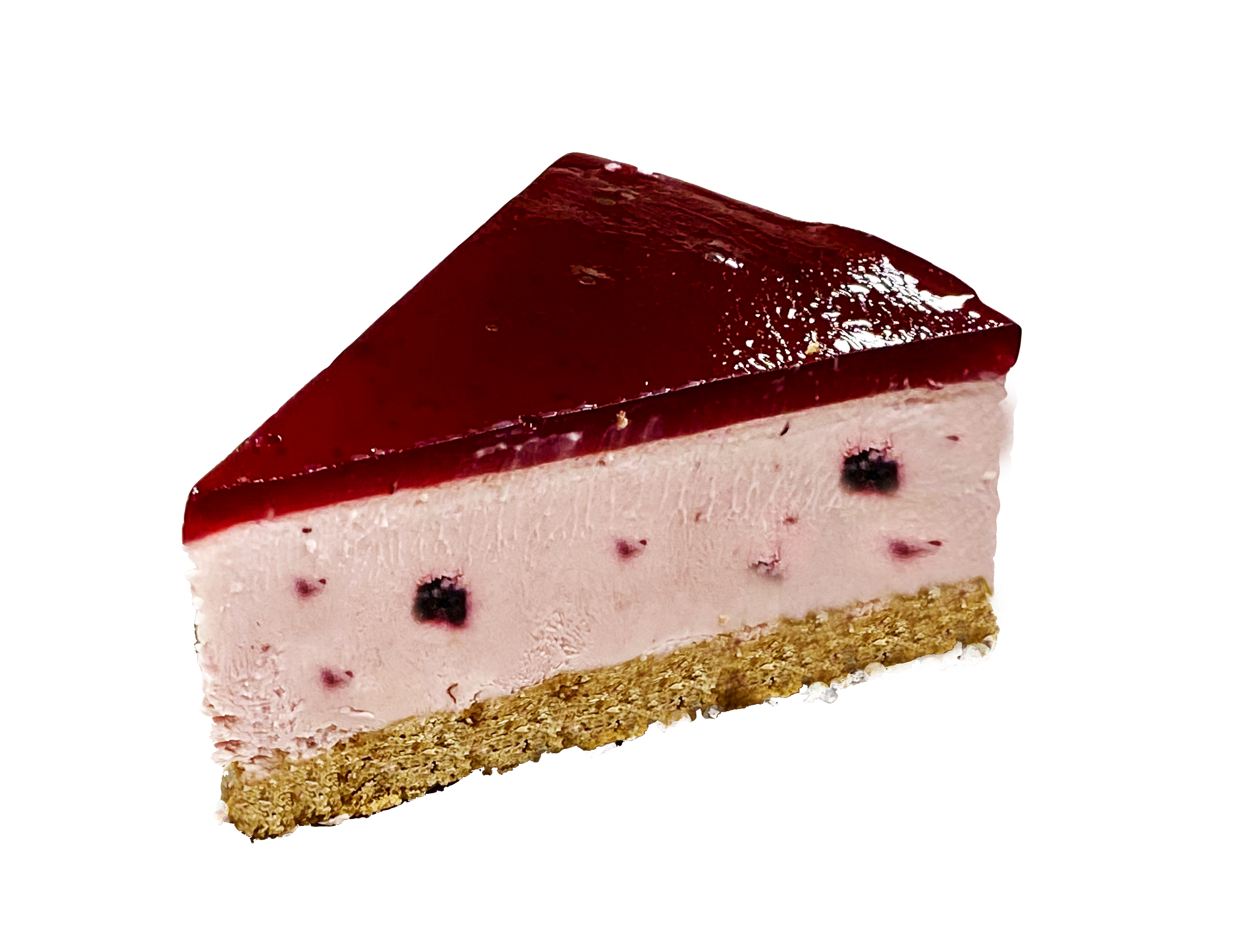Cheesecake Blåbärsbakelse utan gluten & laktos 2-pack